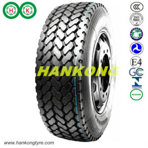 Tubeless Wheels Tire TBR Trailer Heavy Truck Tire (385/65R22.5, 445/65R22.5) pictures & photos