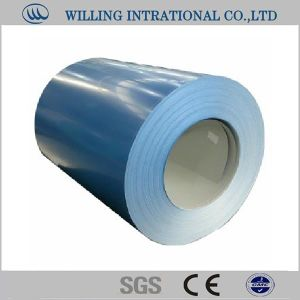 High Quality PPGL Color Coated Cold Rolled Steel Coil pictures & photos