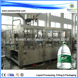 1 Gallon /2.5 Gallon/3 Gallo/4.5 Gallon/5 Gallon Filling Machine for Pure and Mineral Water pictures & photos