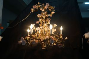 Russia Classical Brass Flower Decorative Light (MD0907-6) pictures & photos