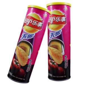 Potato Chips Can Aluminum Foil Packing Material From China