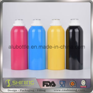 Essential Oil Metal Aluminum Bottle