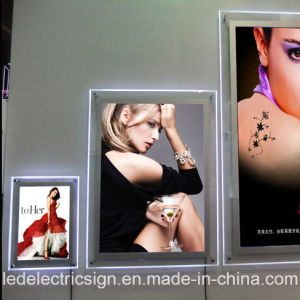 Crystal LED Light Box for Advertising pictures & photos