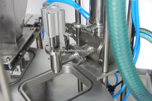 Automatic Rotary Type Ice Cream Cup Filling Machine pictures & photos