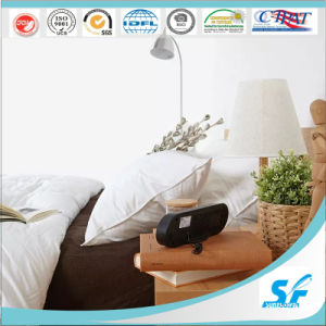Washable Five Star Hotel Feather Down Pillow pictures & photos
