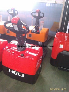 2 Ton Heli Walkie Type Electric Pallet Truck (CBD20-180) pictures & photos