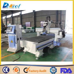 China Automatic Tools Changer 3D CNC Router pictures & photos