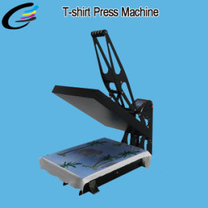 38*38cm 40*50cm 40*60cm T Shirt Heat Transfer Printing Machine Price pictures & photos