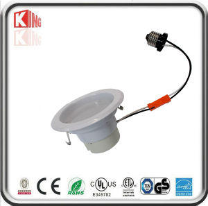 "4"" 5′′ 6′′ Dimmable 2700k LED Retrofit Recessed Downlight Kits"