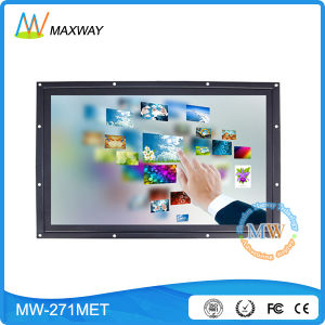 Open Frame 27 Inch Touch Screen LCD Monitor with USB RS232 Port (MW-271MET) pictures & photos