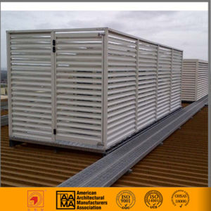 China ISO Approved Ventilation HVAC Louver pictures & photos
