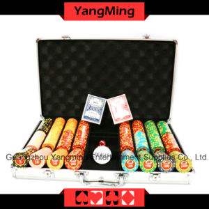 Texas Clay Poker Chip Set (YM-TZPK001) pictures & photos