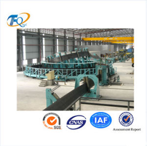 High-Production Horizontal Spiral Accumulator of Welded Pipe Line pictures & photos