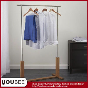 Whole Sale Clothes Display Stand for Retail Garment Shop pictures & photos