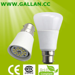 AC85-265V 9W LED Light Bulb with B22 E27 for Indoor Using pictures & photos