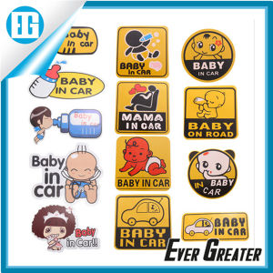 Custom Baby in Car PVC Sticker for Car pictures & photos