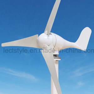 Mini 100W 12V 24V Intelligent Horizontal Wind Generator pictures & photos