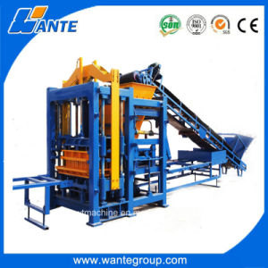 Concrete Foam Brick Machine/Construction Garbage Brick Making Machine pictures & photos