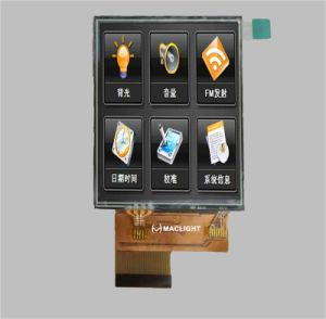 3.2 Inch TFT LCD Module Display with 240X320 Resolution MCU Interface pictures & photos
