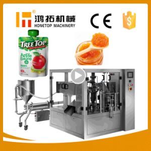 Fruit Pulp Pouch Packing Machine pictures & photos