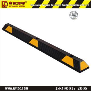 High Quality Rubber Parking Stops (CC-D08) pictures & photos