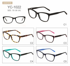 in Stock Hot Selling Acetate Eyeglasses Eyewear Optical Frames pictures & photos