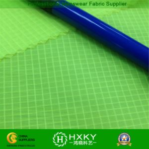 0.25cm Ripstop Nylon Taffeta Fabric for Outdoor Windproof Jacket