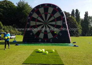 Popular Inflatable Foot Dart Game/Sport Game (RB9009) pictures & photos