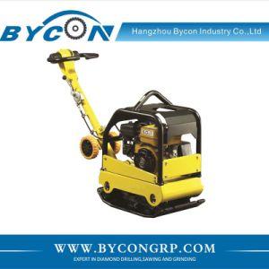 CBCH-5020 145Kgs diesel plate concrete compactor Hydraulic reversible plate compactor pictures & photos