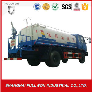 Dongfeng LHD/ Rhd 4X2 12000L Spray Water Truck / Water Tank Truck Price Lowest pictures & photos