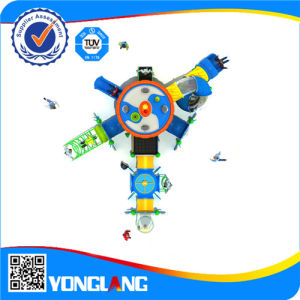 Outdoor Plastic Playground Structure Equipment Sale (YL-X146) pictures & photos
