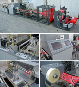Ultrasonic Nonwoven Bag Making Machine pictures & photos