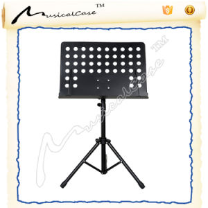 Folding Lightweight Music Stand Sheet Holder pictures & photos