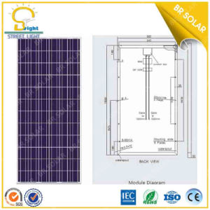 Hot Sell 240W Polycrystalline Solar Panel pictures & photos