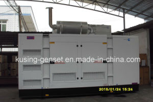 30kVA-2250kVA Diesel Silent Generator with Cummins Engine (CK34500)