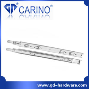 (3603) Top Quality Telescopic Drawer Channel/3-Fold Steel Ball Bearing Slide pictures & photos