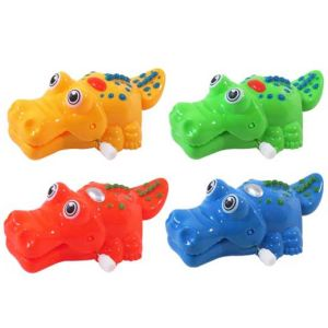 High Quality Wind up Crocodile Small Toy pictures & photos