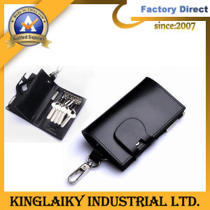 Leather Key Holder for Promotional Gadget (MD-41) pictures & photos