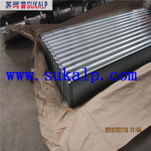 Gauge Thickness Galvanized Corrugated Steel Sheet pictures & photos