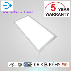 Ceiling/Recessed/Hanging 5 Years Warranty SMD 36W 300X600mm 1X2FT Dlc4.0 LED Panel Light with Ce RoHS ERP UL pictures & photos