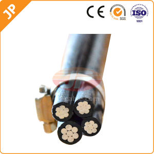 Hot Seller Quadruplex Service Drop Wire for Overhead Use pictures & photos