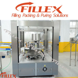 Automatic Hot Melt Glue Labeling Machine pictures & photos