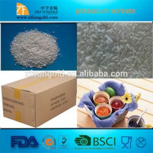 High Quality Food Preservative Potassium Sorbate Form China Supplier