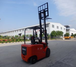 Eletric Forklift Truck Maker Factory in China pictures & photos