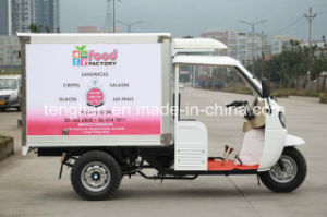 2ice Cream Tricycle pictures & photos