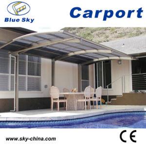 Modern Design Polycarbonate Car Garage for Carport (B800) pictures & photos