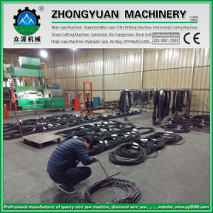 Diamond Wire Saw for Stone Cutting Machine Granite and Marble Cutting