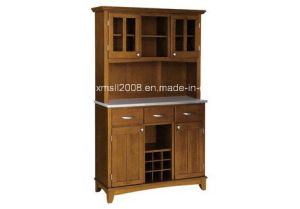 Kitchen Buffet Kitchen Furniture Storage Cabinet with CE (G-K15) pictures & photos