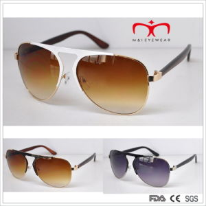 Classical Style and Hot Sales Metal Sunglasses (MI214) pictures & photos