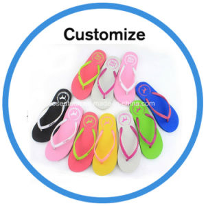 Custom Hotel Slippers pictures & photos
